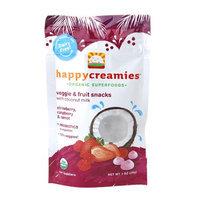 Happy Baby Organic Creamies Strawberry
