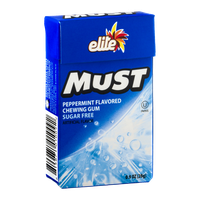 Elite Must Chewing Gum Peppermint