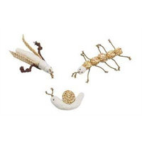 Ethical Eco Cat Natural Crawler Cat Toy, Assorted