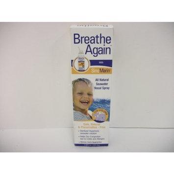 Breathe Again All Natural Nasal Spray - Children 3.38 fl oz