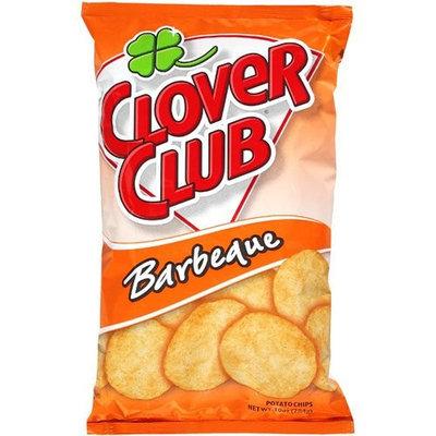 Clover Club Potato Barbeque Chips, 10 oz