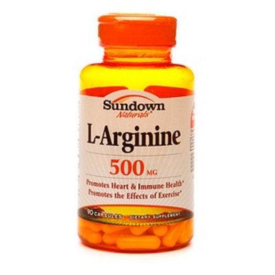 Sundown Naturals L-Arginine