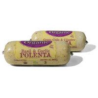 Frieda's Organic Polenta Sun Basil and Garlic