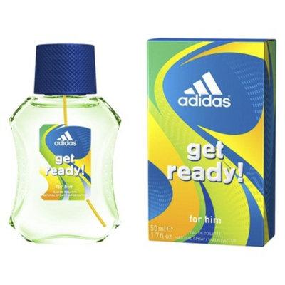 Men's Adidas Get Ready for Him Eau de Toilette Spray - 1.7 oz