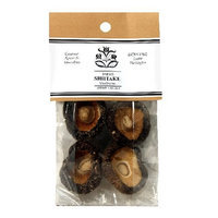 India Tree Shiitake Mushrooms, .5-Ounce Unit (Pack of 6)