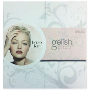 Hand & Nail Harmony Gelish Intro Deal - 2 Colors, Base Coat, Top It Off, and LED Light
