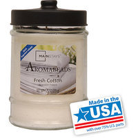 Mainstays 7.25-Ounce Aromabeads Candle, Fresh Cotton