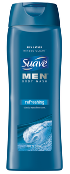 Suave Men® Refreshing Body Wash