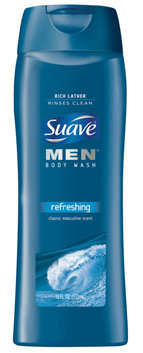 Suave® Men® Refreshing Body Wash
