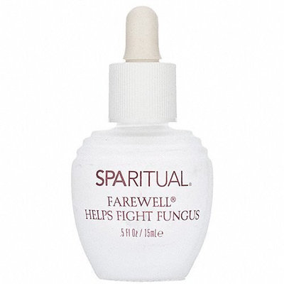 SpaRitual Farewell Helps Fight Fungus Treatment