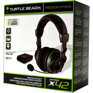 Turtle Beach FG Ear Force X42 Headset, Refurbished (Xbox 360/Xbox One)
