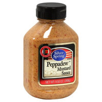 Silver Spring Mustard Sauce, Peppadew - 9.5 oz