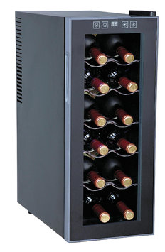 Sunpentown 12-bottle Thermo-Electric Slim Wine Cooler