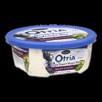 Marzetti Otria Greek Yogurt Veggie Dip Spinach Artickoke