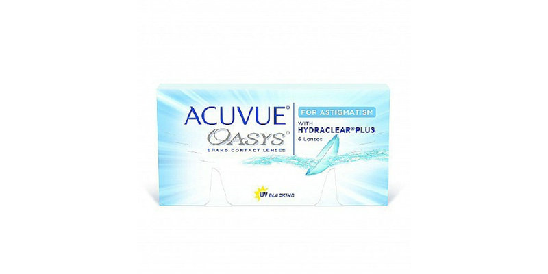 acuvue oasys for astigmatism review