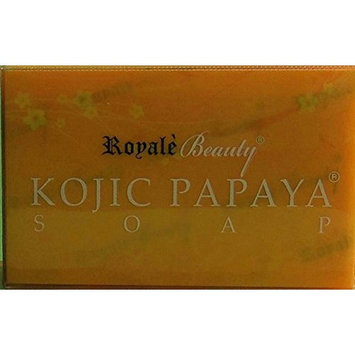 Royale Eminence Beautique Kojic Papaya Soap