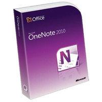 Microsoft Corp. Microsoft OneNote 2010 Home and Student English DVD