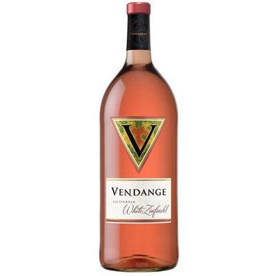 Vendange White Zinfandel Wine, 1.5 l