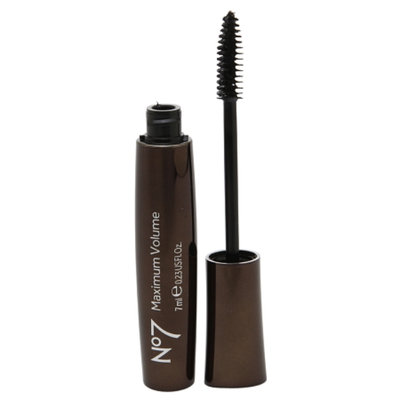 No7 Maximum Volume Mascara