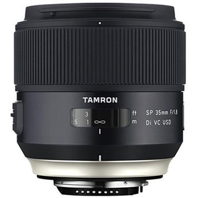 Tamron F012 - 35mm - f/1.8 - Fixed Focal Length Lens for Sony A-mount - Designed for Camera - 67mm Attachment - 0.40x Magnification