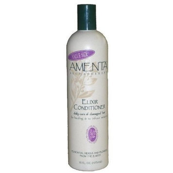 Amenta Aromatherapy Elixir Leave-in Conditioner 16 Fl. Oz. Bottle