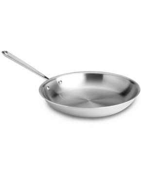 All Clad Stainless Steel 12-Inch Fry Pan