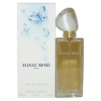Hanae Mori Butterfly Eau de Toilette 1.7 oz Eau de Parfum Spray
