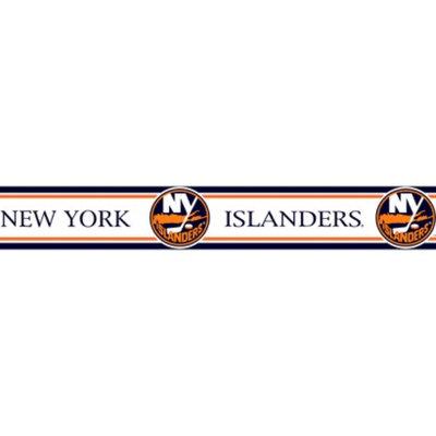 NHL New York Islanders Wallborder - 5.5