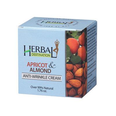 Herbal Destination 1079599 Anti Wrinkle Cream Apricot 1.76 Oz