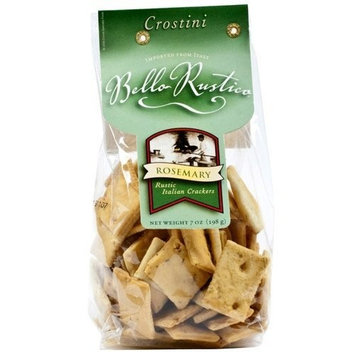 Forno Rustico Italian Crostini Crackers with Rosemary - 1 pack - 7 oz