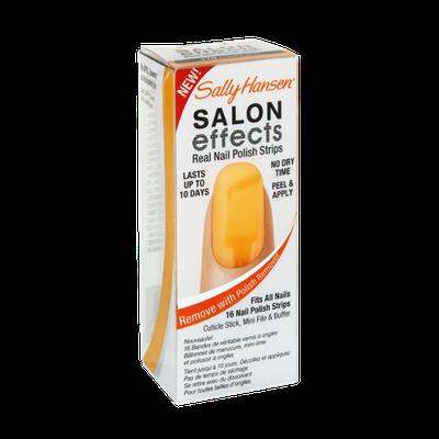 Sally Hansen Salon Effects 170 Squeezed Nail Polish Strips