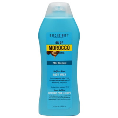 Marc Anthony True Professional Oil of Morocco Argan Oil Moisture 24 Hr Body Wash, 16.9 fl oz