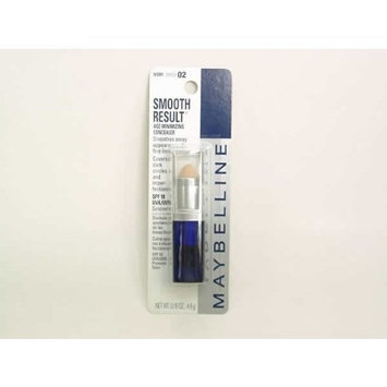 Maybelline Smooth Result Age Minimizing Concealer