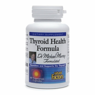 Natural Factors Thyroid Health Formula