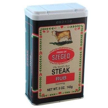 Szeged Steak Rub Seasoning ( 5 Oz / 142 G )