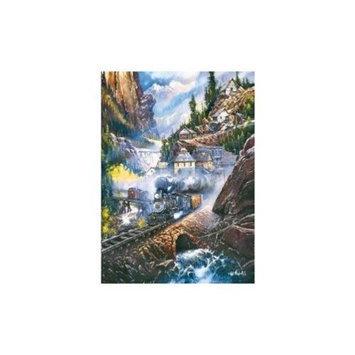Railways - Silverbell Run 1000 Piece Puzzle