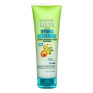 Garnier Fructis Haircare Hydra Recharge 1 Minute Moisture-Plenish Treatment For Normal to Dry Hair