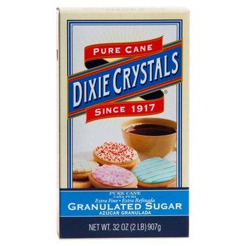 Dixie Crystal Granular Sugar 2lb Carton