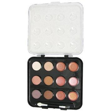 FantaSea Compact Cosmetic Eye & Lip Set (Pack of 6)