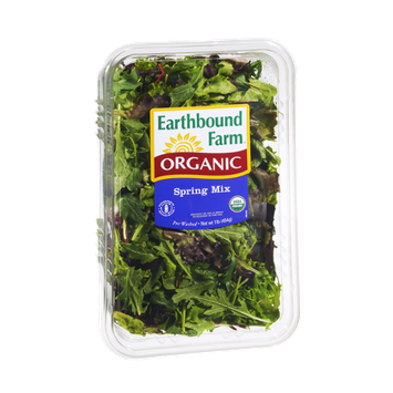 Earthbound Farm Organic Spring Mix Salad