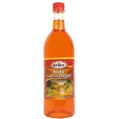 Grace Kola Champagne Syrup 33.9