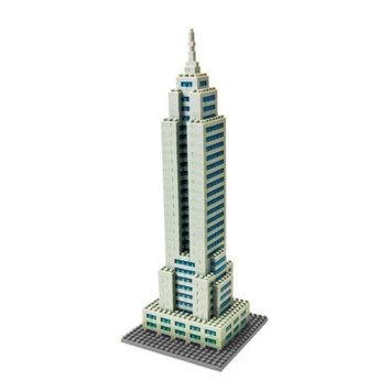Nanoblock nanoblock Deluxe Empire State Building Building Blocks