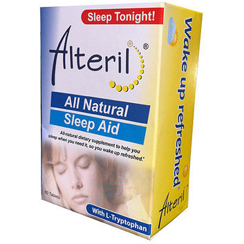 Alteril Biotab Nutraceuticals  All Natural Sleep Aid Maximum Strength Dietary Supplement - 60 Ct