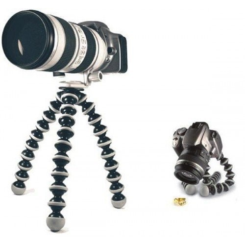 Directusb Mini Flexible Tripod Stand Bubble Octopus Gorillapod for Gopro Camera / SLR / DV