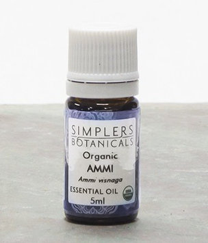 Essential Oil Ammi Visnaga Organic Simplers Botanicals 2 ml Liquid