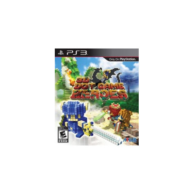 3D Dot Game Heroes (Playstation 3)