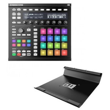 Olympia Valley Native Instruments Maschine MKII w/ Stand