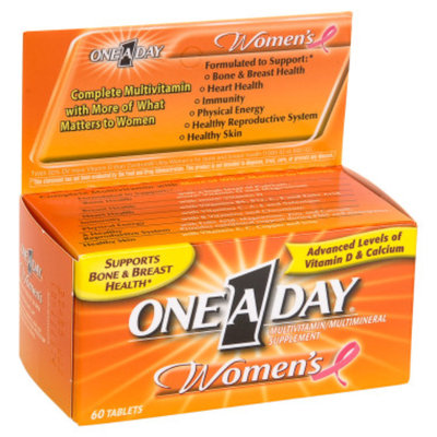 One A Day Women's Multivitamins - 60 ct