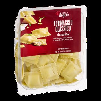 Simply Enjoy Formaggio Classico Raviolini