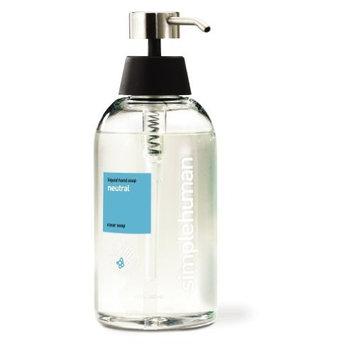 simplehuman Liquid Hand Soap, Neutral, 15 Fluid Ounce (Pack of 2)